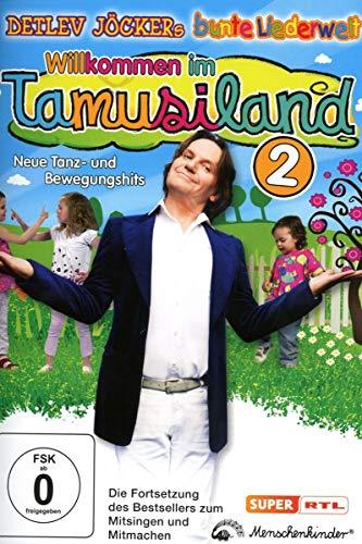 Willkommen im Tamusiland, 1 DVD