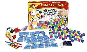 Joustra - 41463 - Loisirs Créatifs - Timbres En Folie