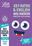 KS1 Maths and English SATs Practice Test Papers: 2018 tests (Letts KS1 SATs Success)