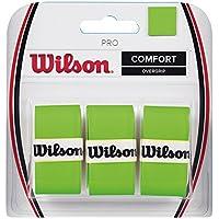 Wilson Pro Overgrip de Tenis, Unisex Adulto, Verde (Green), Talla Única