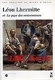 Léon Lhermitte et La paye des moissonneurs - Catalogue