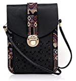 #9: Aztech Desgined Mobile Pouch Sling bags for girls Mobile Sling bags