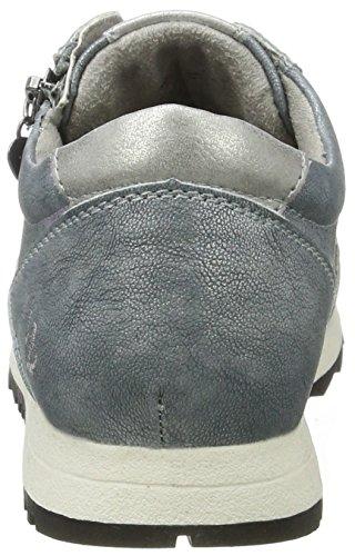 Bruno Banani Damen 236 485 Sneakers Blau (dk Denim)