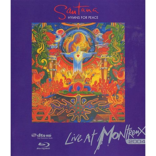 Santana - Hymns for peace - Live at Montreux 2004