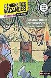 Le labyrinthe des dragons - L'énigme des vacances - CE2 vers CM1 - 8/9 ans