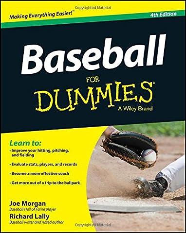 Baseball for Dummies, 4th Edition
