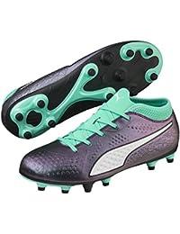 online store 8abe4 6d190 Puma Unisex-Kinder One 4 Il Syn Fg Jr Fußballschuhe