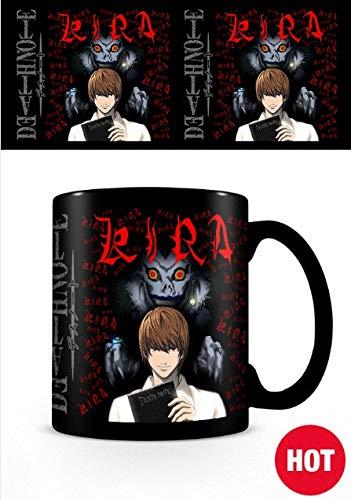 Death Note SCMG25204 Mug Thermo-réactif 315 ML / 11oz (Kira)