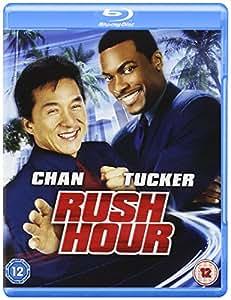 Rush Hour [Blu-ray] [1998] [Region Free]