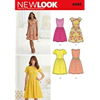 New Look Sewing Pattern 6262 - Misses