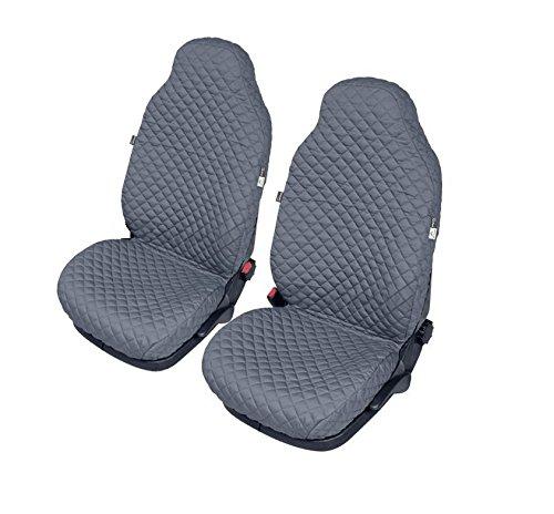Comfort Grigio Universale–Un Set Coprisedile–Guarnizione per sedili coprisedili–kg di Comf-G2–159