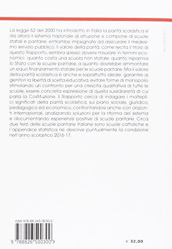 Il valore della parità. Scuola cattolica in Italia. Diciassettesimo rapporto (Scuola d'oggi)