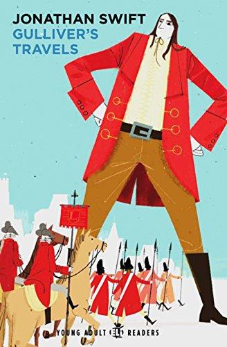 Gulliver's travels: Englische Lektüre für das 1., 2. und 3. Lernjahr. A1. Buch + Audio-CD (Young Adult ELI Readers)
