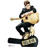 Star Cutouts - Decoración para muñecos Justin Bieber (SC582)
