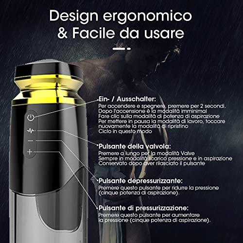 Zoom IMG-2 massaggiatore pompa elettrica regolatore di