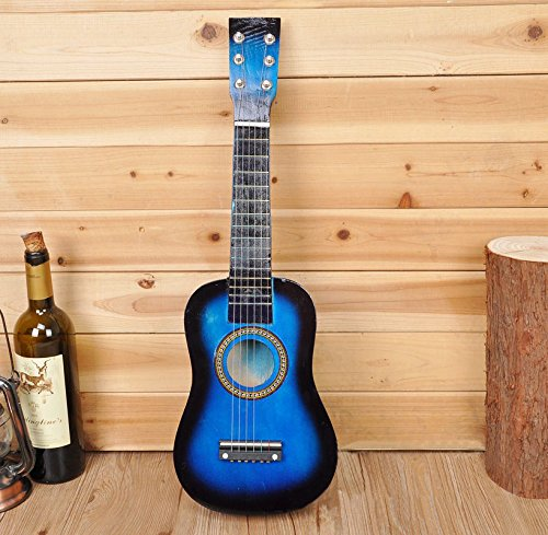 hand-made-wooden-acoustic-guitar-with-metal-strings-musical-instrument-kids-gift-blue