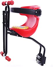 JT Fahrrad Kindersitz Vordersitz Sicherheitsstütze Gesicherter Kindersitz Vorne Mountainbike Kindersitz