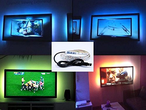 Luce illuminazione tv led tv retroilluminazione m ft usb led