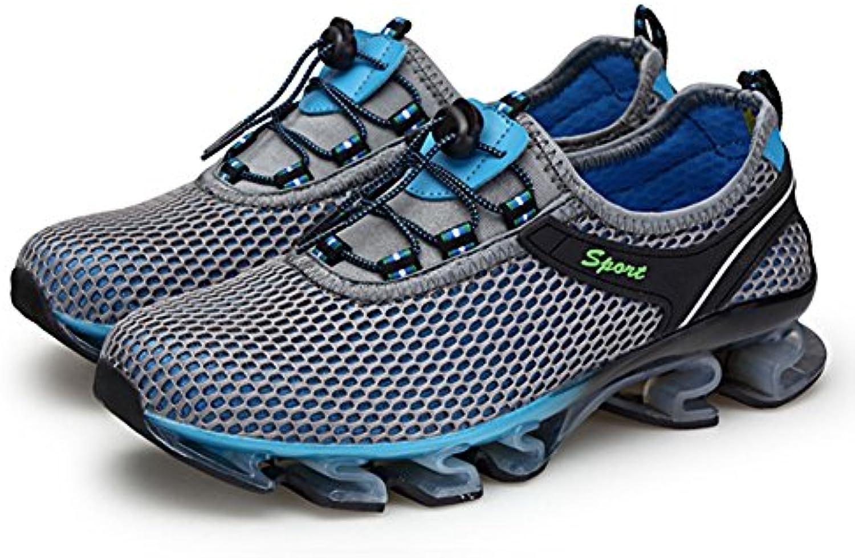 HUAN Lovers Sneakers Männer Mesh Atmungsaktive Laufschuhe Schuhe Unisex Große Trainer Schuhe Outdoor Wanderschuhe