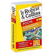 Dictionnaire Le Robert & Collins Poche espagnol et sa version numérique à télécharger PC