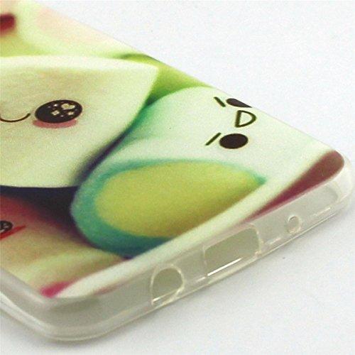 ANNNWZZD Samsung Galaxy J5 2016 TPU Hülle Case Transparent Handyhülle Schutzhülle Exklusives Vintage-Blumenmuster wunderschön und stilvoll TPU Crystal Clear Case Backcover Bumper Slim case Perfekt Pas A11