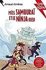 Miss Samouraï et le Ninja bleu par Alméras