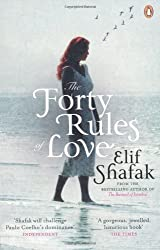 The Forty Rules of Love by Shafak, Elif (2011)
