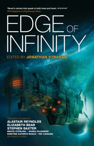 Edge of Infinity: Fourteen New Short Stories (Infinity Project 2)