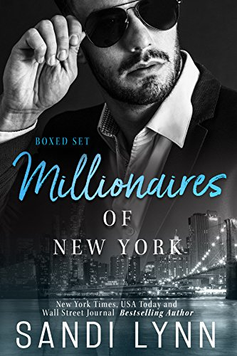 Millionaires of New York Box Set: Featuring Four Standalone Millionaire Romance Novels Set in New York City (English Edition)