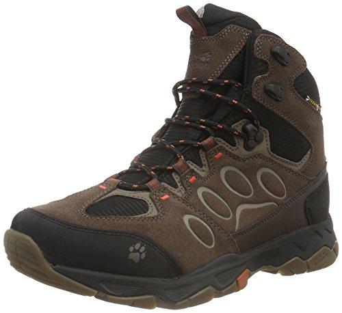 Jack Wolfskin MTN Attack 5 Texapore Mid M Chaussures de Randonnée pour Homme