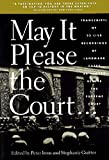 Guitton: May It Please The Court