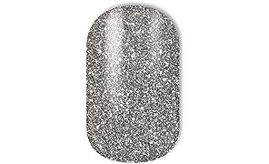 Miss Sophie's Nagelfolien Sparkling Stars: Nail Wraps - 20 ultra-dünne selbstklebende langanhaltende Nagelfolien