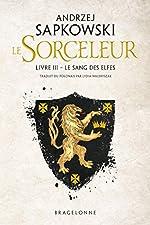 Sorceleur, T3 - Le Sang des elfes de Andrzej Sapkowski