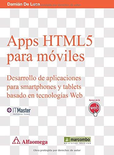 Apps HTML5 para móviles