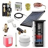 15 m² Solarthermie Paket + 800l Hygienespeicher mit Wärmetauscher