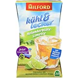 Milford kühl & lecker Holunderblüte-Limette, 20 Beutel, 50 g