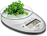 Best OZERI Gram Scales - Ozeri Pro II Digital Kitchen Scale with Removable Review