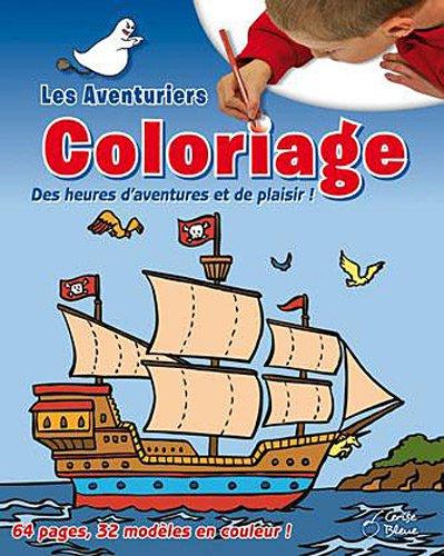Aventuriers coloriage