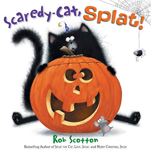 (Scaredy-Cat, Splat! (Splat the Cat) (English Edition))
