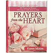 Prayers from the Heart (One-Minute Devotions)