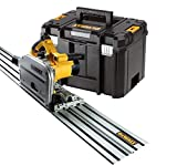 DeWalt  Sega ad affondamento 165mm prof. mm. 86 1300W + GUIDA 1.5 m