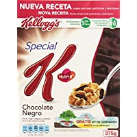 Kellogg'S Special K Cereales con Chocolate Negro - 375 gr
