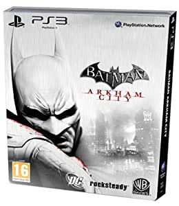Batman Arkham City Limited Edition Steelbook (PS3)