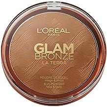 L'Oréal Paris Glam Bronze Polvo Bronceador, Tono: La Terra 02 Capri Naturale - 18 g