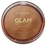 L'Oréal Paris Glam Bronze Polvo Bronceador, Tono: La Terra 02 Capri...