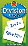 Division 0 to 12 (Brighter Child Flash Cards)