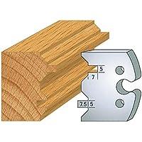 239: Juego De 2Y suministro artesonado contraventana HT 50mm para puerta herramientas entr' Axe Plot 24mm