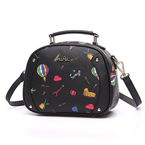 4fa1337a96 Pacchetto personalità di moda, versione coreana di borse, zaino obliqua  spalla, piccolo pacchetto