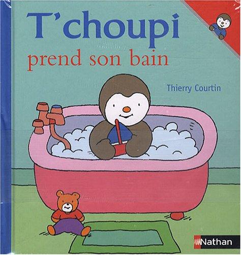 T'choupi prend son bain, T'choupi ne veut pas se coucher : Pack 2 tomes
