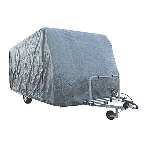 Preisvergleich Produktbild ProPlus QUALITÄT!! Wohnwagen Caravan Schutzdach Cover Schutzhülle bis 6, 40 mtr